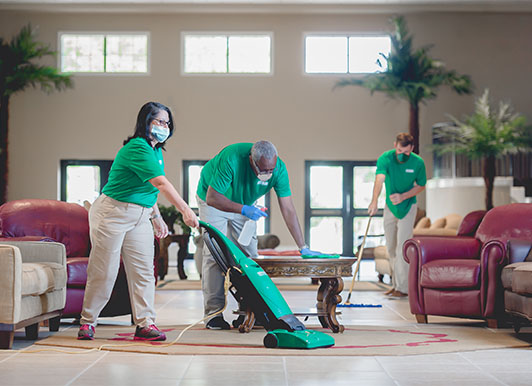 commercial cleaning company near me in Oklahoma City